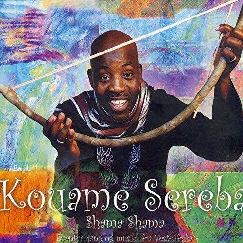 Sang og eventyr fra Kouame Sereba